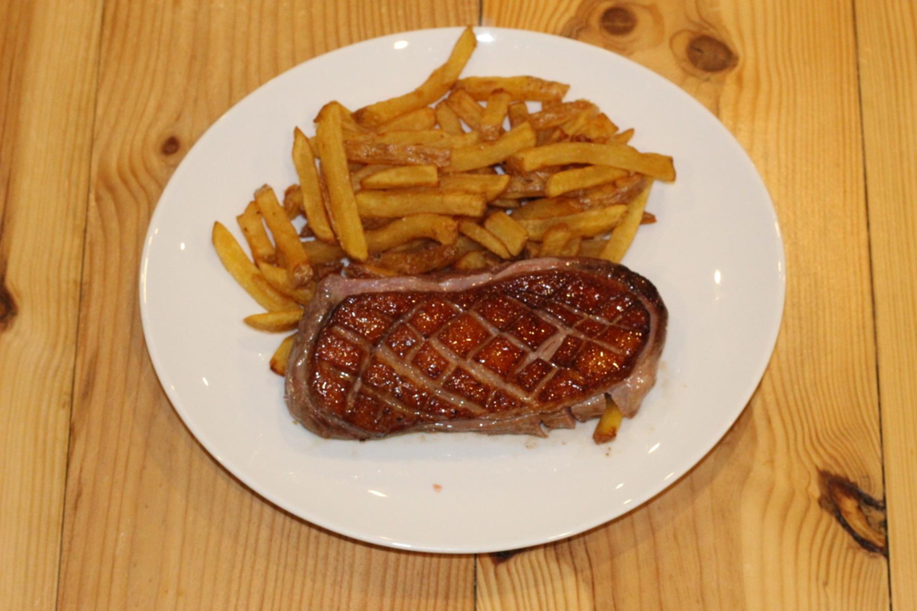 Magret de canard (min. 250 gr) (Indiquer la cuisson à la commande dans les commentaires)